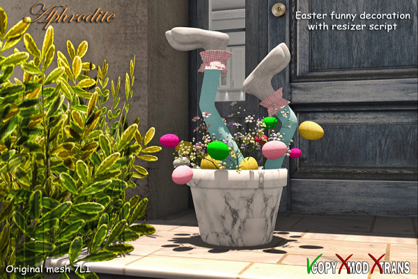 Easter funny deco600